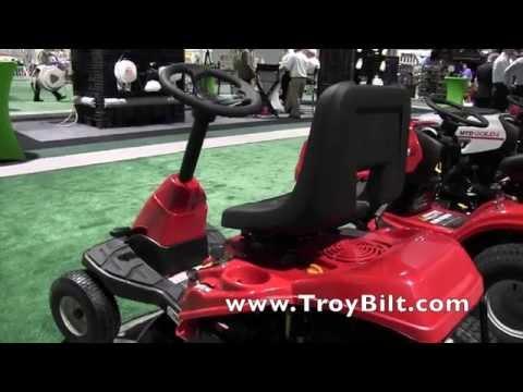 #TroyBilt TB30 Neighborhood Rider Rear Engine Riding Lawn Mower: By the Weekend Handyman