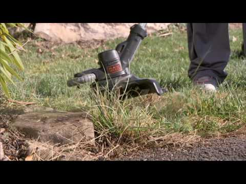 Black & Decker Cordless 3-in-1 Trimmer, Edger, and Mower on QVC