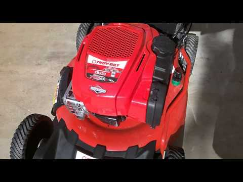 Troy Bilt TB330 Self Propelled Lawnmower