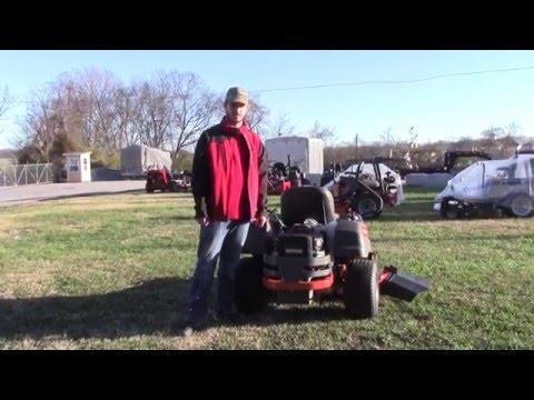 Husqvarna Z248F Residential Zero Turn Mower Review