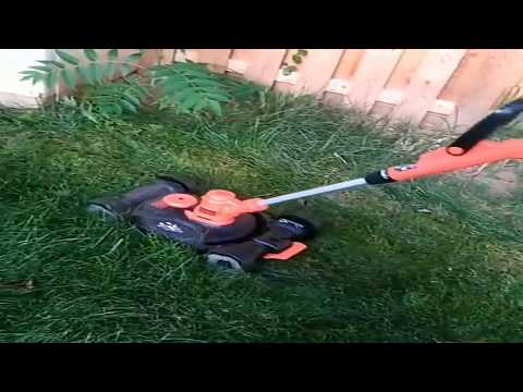 Review BLACK+DECKER BESTA512CM 12 3in1 Compact Electric Lawn Mower