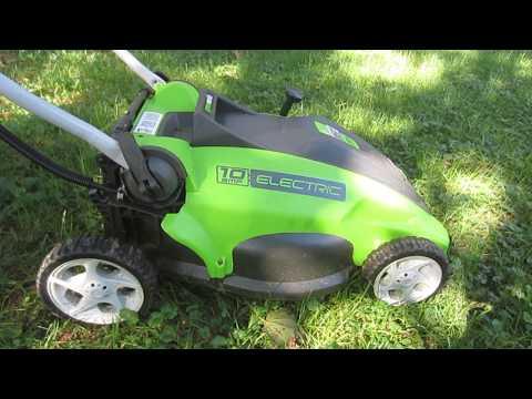 Greenworks GW25142 Electric Lawn Mower