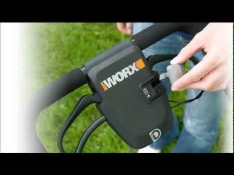 WORX WG775 Cordless Lawn Mower