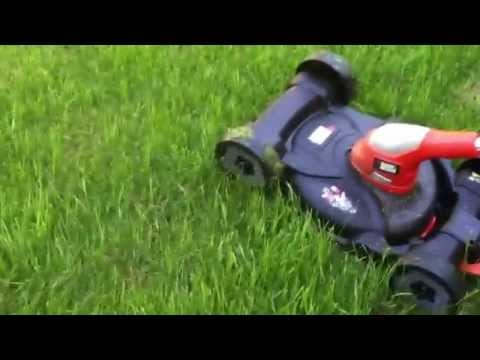 MTC220 Mower demonstration in HD part 2
