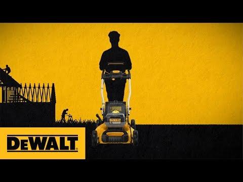 DEWALT® 2x 20V MAX* 3-IN-1 Cordless Lawn Mower (DCMW220P2)