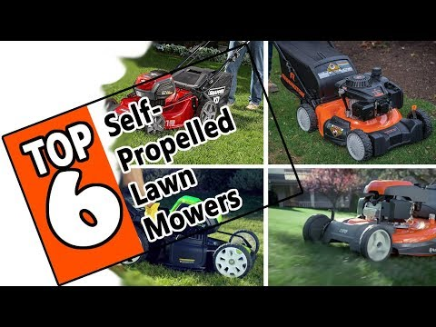 🌻 These Are The Best Self-Propelled Lawn Mowers Of 2019 - Top 6 Models On The Market Today