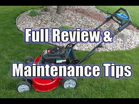 "Toro 30"" TimeMaster 223cc Personal Pace Lawn Mower Review - 21199"