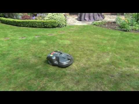 Husqvarna Automower 315 Installation of my robotic mower