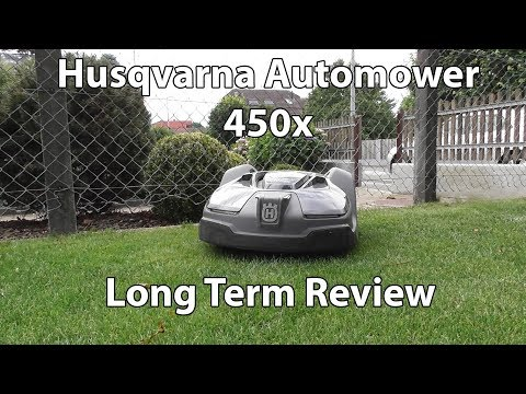 Husqvarna Automower 450X - 2 Year Review