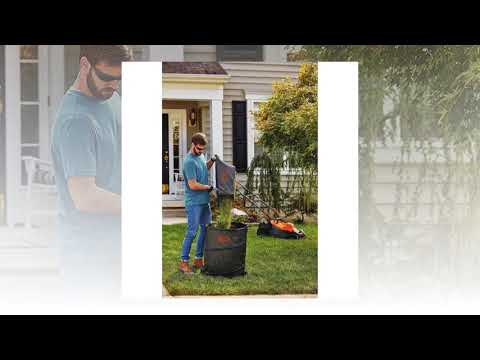 BLACK+DECKER BEMW472BH 10 Amp 15 Electric Lawn Mower