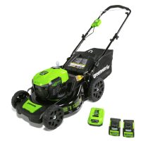 Greenworks MO40L2512 | Tools Official