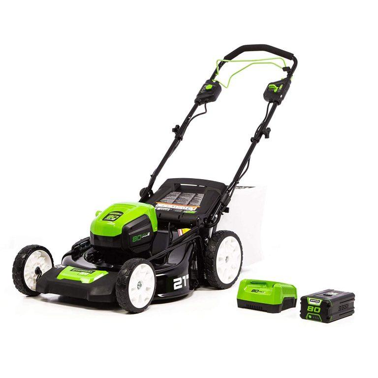 Greenworks MO80L510